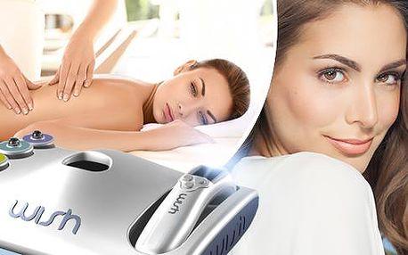 Relaxační olejová aroma masáž nebo kosmetické ošetření WhisPro na 60 minut, Brno