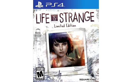 Life Is Strange - Limited Edition (PS4) - 5021290070387