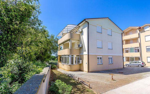 Chorvatsko - Apartmán 1318-356 - Riviéra Medulin / bez stravy, vlastní doprava, 14 nocí, 4 osoby