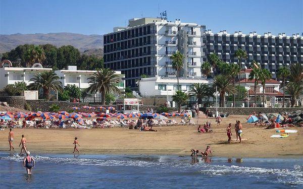 Kanárské ostrovy - Gran Canaria na 10 až 13 dní, polopenze s dopravou letecky z Košic