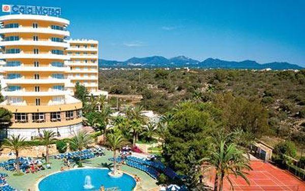 Španělsko - Mallorca na 8 až 12 dní, all inclusive nebo polopenze s dopravou letecky z Prahy