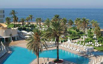 Kypr - Paphos na 11 až 12 dní, all inclusive s dopravou letecky z Prahy přímo na pláži