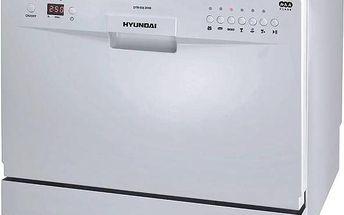 Myčka nádobí Hyundai DTB656DW8 bílá + Doprava zdarma