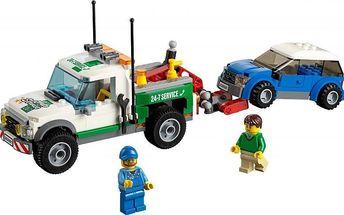 LEGO® City 60081 Odtahový pick-up