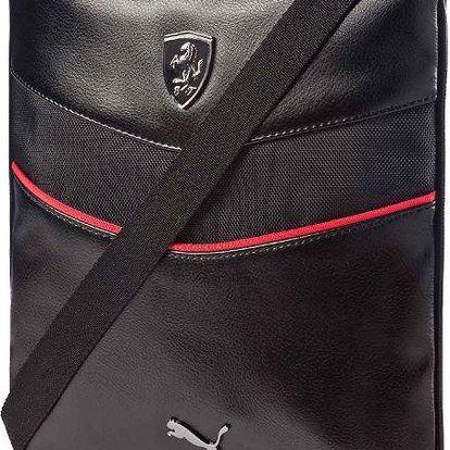 Puma Ferrari Ls Tablet Bag Black