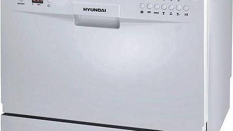 Hyundai DTB656DW8 bílá + Doprava zdarma