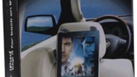 Držák tabletu do automobilu - s úchytem na opěrku hlavy.