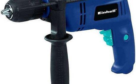 Vrtačka Einhell Blue BT-ID 650 E, příklepová