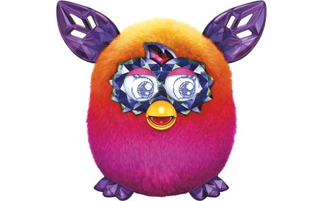 Furby Boom Sweet Crystal pink ombre