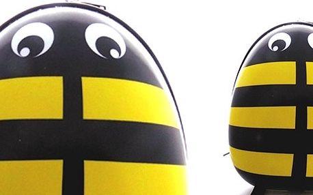 Roztomilý dětský baťůžek - včelka