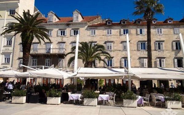 Chorvatsko, Split, letecky na 4 dny se snídaní
