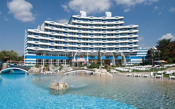 Bulharsko - Slunečné Pobřeží na 10 až 12 dní, all inclusive s dopravou vlastní, letecky z Bratislavy nebo autobusem