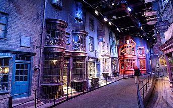 4denní zájezd do Londýna za Harry Potterem