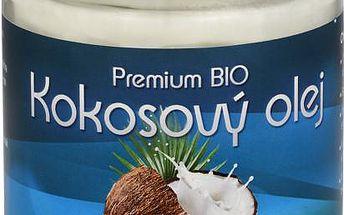 Allnature BIO kokosový olej Premium 250 ml