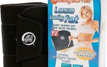 Neoprenový břišní pás pro efektivní spalování tuku v oblasti břicha