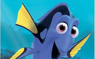 Jerry Fabrics Osuška Dory a Nemo, 70 x 140 cm