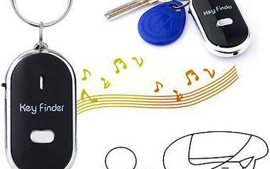 Lokátor ztracených klíčů - Key locator