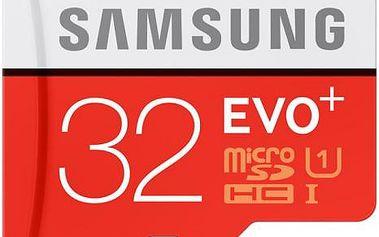 Samsung 32GB UHS-I U1 (80R/20W) + adapter (MB-MC32DA/EU)