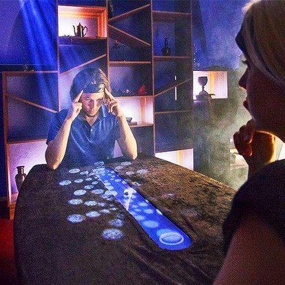 Mysteriózní hra: Porazte soupeře silou myšlenky