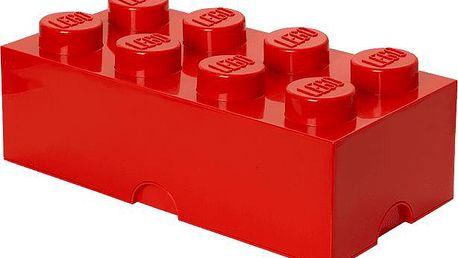 LEGO® Úložný box velikost 4 červená