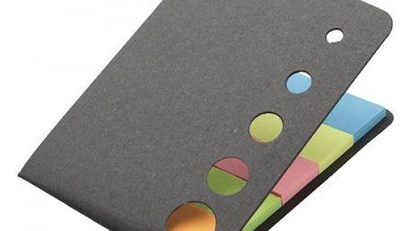 Sada barevných lepících papírků - dodání do 2 dnů