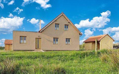 2 až 4denní pobyt až pro 18 osob v chalupě Hranice u Nových Hradů v jižních Čechách