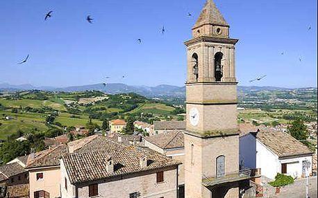 Romantický pobyt na 4 dny v Itálii s degustací vín v nádherném prostředí