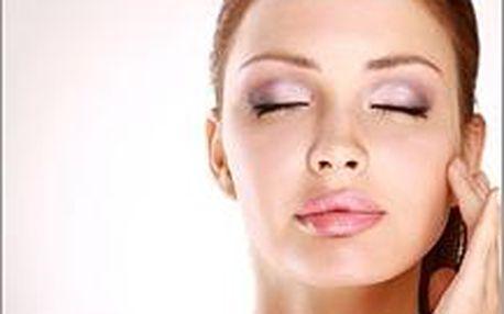 Lymfodrenáž obličeje na 30 minut ve studiu Estetika. Účinná masáž k projasnění a regeneraci pleti.
