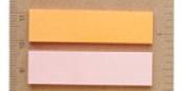 Záložka s lepícími papírky - dodání do 2 dnů