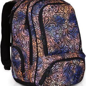 Studentský batoh Topgal HIT 824 K - Brown