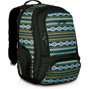 Studentský batoh Topgal HIT 856 D - Blue