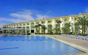 Egypt - Hurghada na 8 až 15 dní, all inclusive nebo polopenze s dopravou budapešť nebo budapešť (+1)