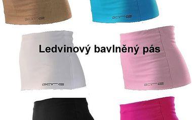 Ledvinový bavlněný pás v mnoha barvách, ideální pro letní noci.
