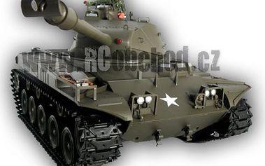 RC tank 1:16 M41A3 WALKER BULLDOG +kouř + zvuk HL - RC_3