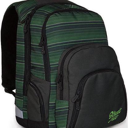Studentský batoh Topgal HIT 834 E - Green