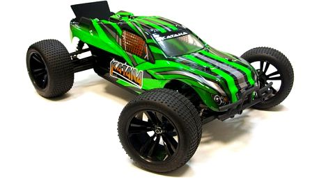 HSP Katana 2,4 GHz -RC auto truggy 1/10 HSP - RC_16418