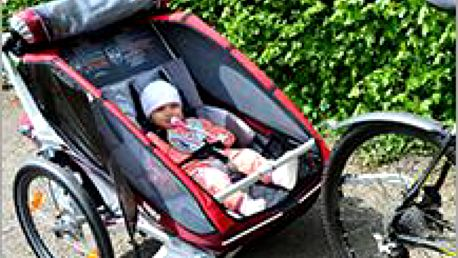 Půjčení dětských vozíků za neuvěřitelně nízkou cenu! Užijte si léto bez starostí a sportujte společně s dětmi.