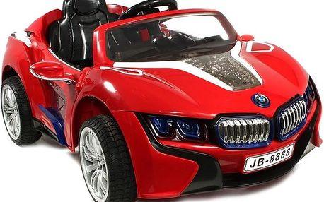 Dětské autíčko TOBI MP4 BA017
