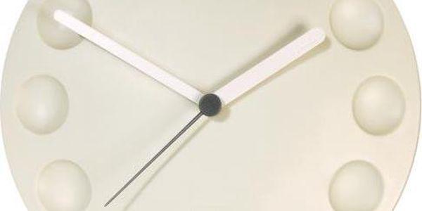 Magnetické hodiny Fridge Clock