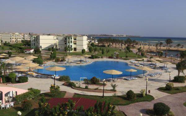 Egypt - Hurghada na 8 až 12 dní, all inclusive s dopravou letecky z Ostravy nebo letecky z Prahy