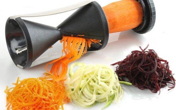 Špiralizér na zeleninu