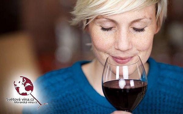 Vinařský kurz s degustací pro pracovníky vinoték a restaurací v Praze