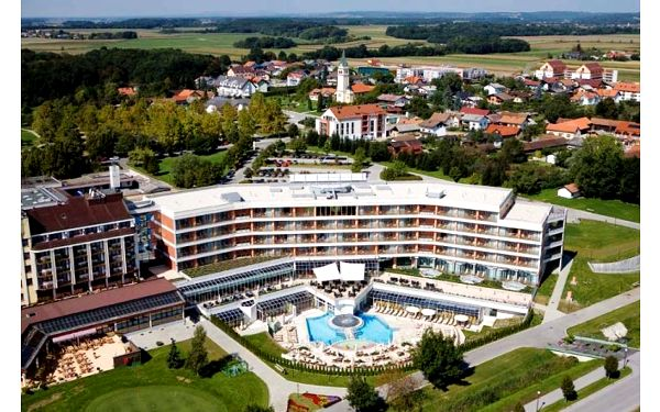 Slovinsko - Slovinské lázně na 3 až 5 dní, polopenze s dopravou vlastní