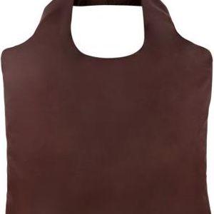 Taška ecozz - single color Chocolate brown