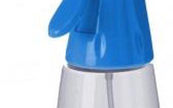 Vodní větráček s rozprašovačem - modrá