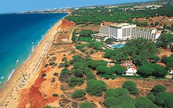 Portugalsko - Algarve na 9 dní, polopenze, snídaně nebo bez stravy s dopravou letecky z Prahy