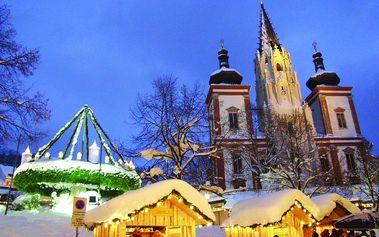 Pekelný průvod čertů a trhy v Mariazell, Rakousko, Štýrsko - Bruck an der Mur, 1 dní, Autobus, Bez stravy, Neznámé, sleva 9 %