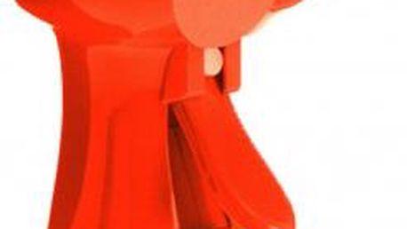 Vodní větráček s rozprašovačem - oranžová