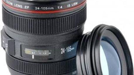 Hrnek pro fotografy - objektiv