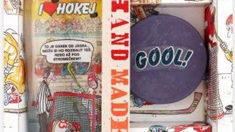 Kosmetický balíček pro hokejistu